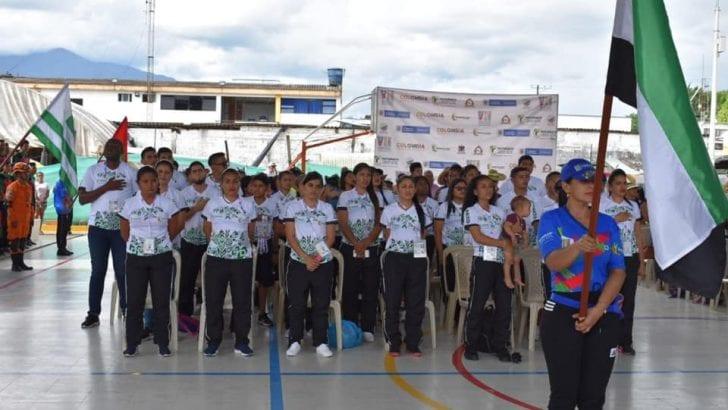 ¡Putumayo se viste de fiesta en la inauguración de los VII Juegos Deportivos de la Orinoquía, 2019!