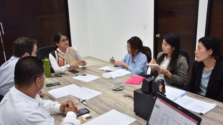 Con cooperación internacional se fortalecerá cadena productiva de Sacha Inchi