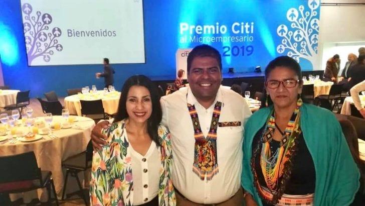 Premio «Citi» al trabajo y dedicación de nuestros empresarios