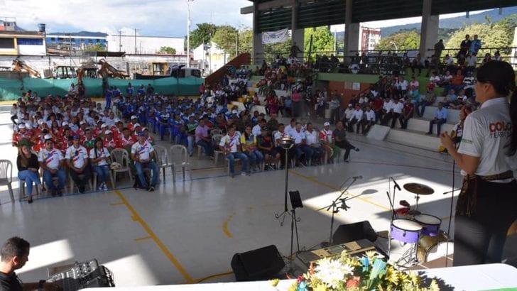Clausura de los VII Juegos Deportivos de la Orinoquía y Amazonía, 2019.