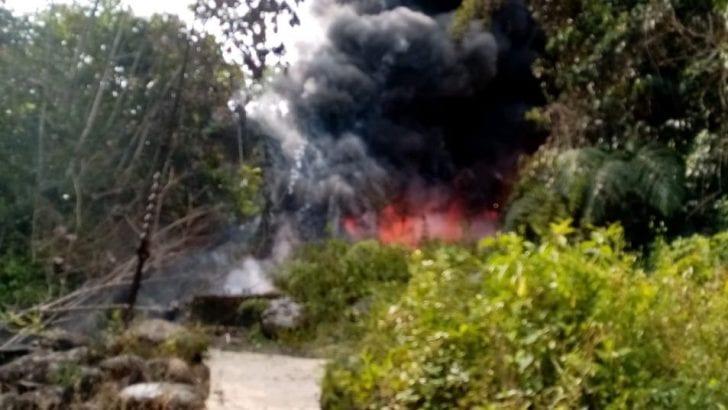 Ecopetrol activó plan de contingencia por nuevo atentado contra el Oleoducto Trasandino