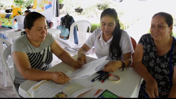 Capacitación a Docentes en convenio con Fundación Escuela Nueva