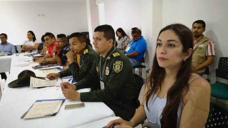 En Mocoa, entidades del Estado se comprometieron a fortalecer el proceso de restitución de tierras