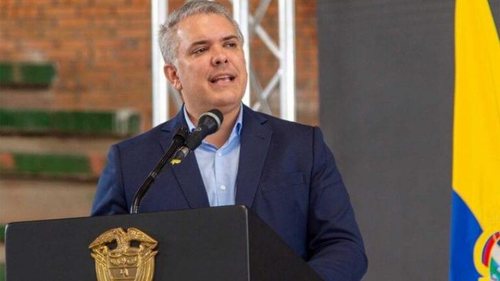 Duque anunció nuevo concesionario para la vía Santana-Mocoa-Neiva