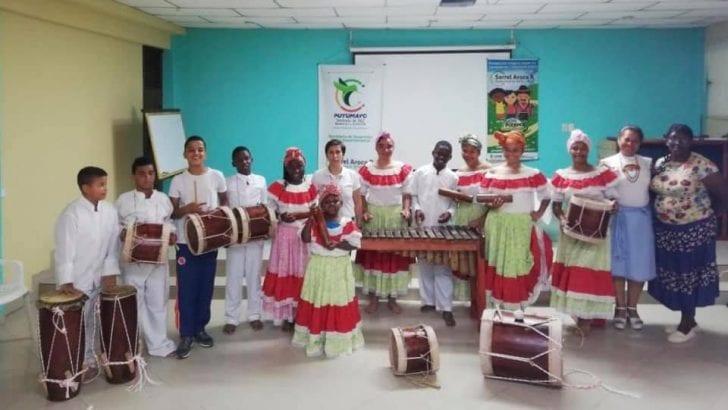Encuentro sociocultural con comunidades negras y afrodecendientes de Orito