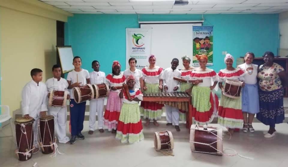 Encuentro sociocultural con comunidades negras y afrodecendientes de Orito - MiPutumayo.com.co - Líderes en Información Regional