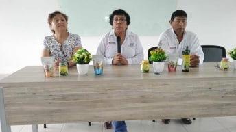 Expertos productores de Sacha Inchi de Perú comparten conocimientos en Putumayo
