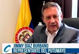 Putumayo queda temporalmente sin uno de sus congresistas
