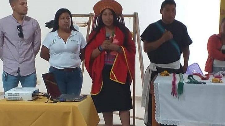 Artesanías, como tejido de las tradiciones culturales del pueblo inga de Colón