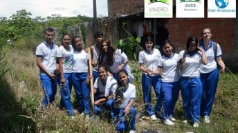 Jornada de Reforestación del Río Sangoyaco en Mocoa fue un éxito