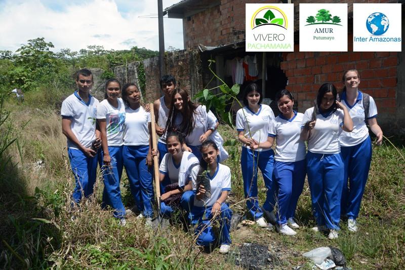 Jornada de Reforestación del Río Sangoyaco en Mocoa fue un éxito - MiPutumayo.com.co - Líderes en Información Regional