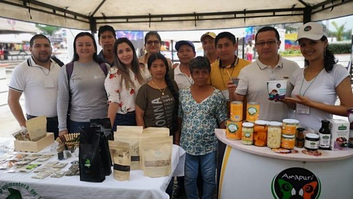 Restituidos de Putumayo firmaron acuerdos comerciales por valor de $78.750.000