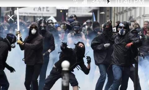 La protesta social como Derecho