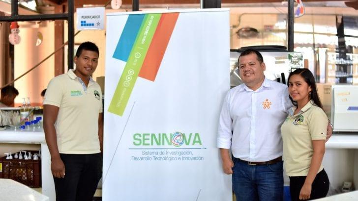 Aprendices de SENA Putumayo transferirán conocimiento en el congreso de innovación y tecnología en Brasil