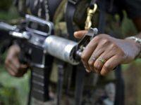 Ecuador denuncia presencia de grupos armados en frontera