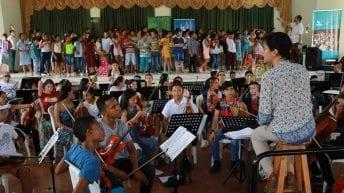 El día D para la Sinfónica de Putumayo