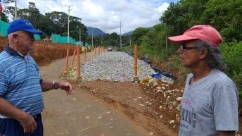 Contratista de nueva plaza de Mercado en Mocoa, invadió lote de comunidad
