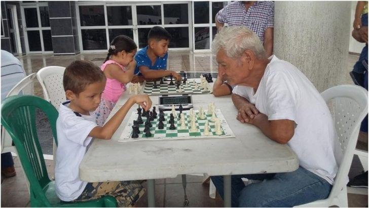 II Torneo Departamental de Ajedrez – Putumayo 2019