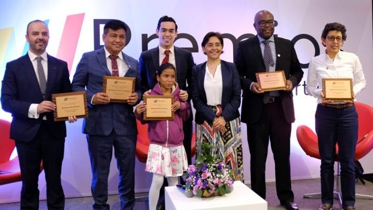 Mocoa recibe reconocimiento en Premio Regalías Bien Invertidas