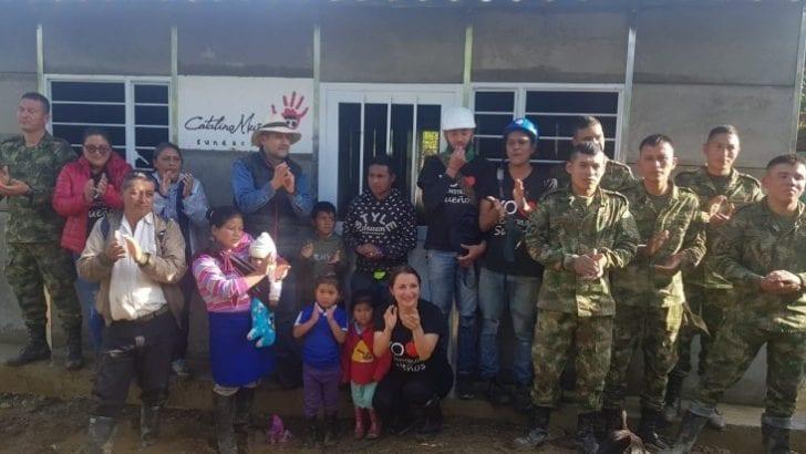 Garantizan entrega de más de 50 viviendas gratuitas