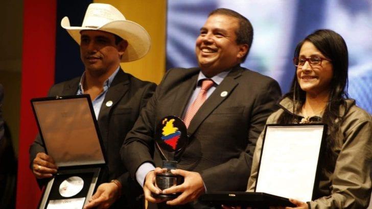 Gobernadora del Putumayo, una de las mejores del país