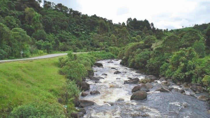 """La """"pequeña"""" hidroeléctrica que alerta a indígenas de Putumayo"""