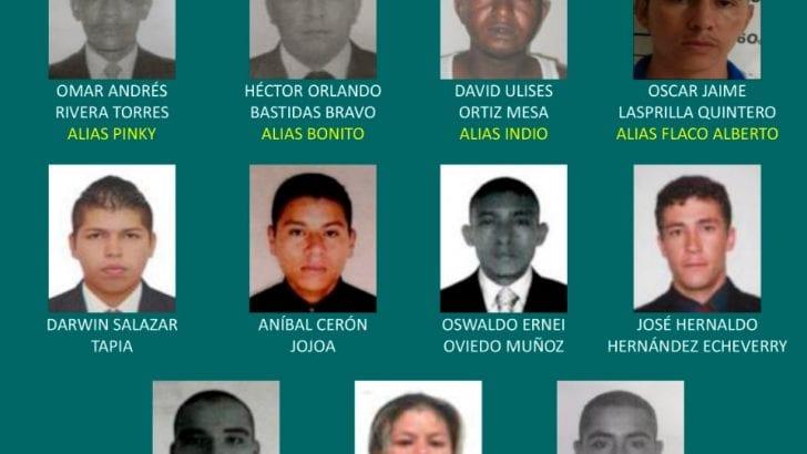 Policía Nacional difunde el cartel de los Más Buscados en Putumayo