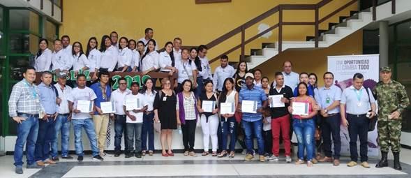 28 excombatientes culminan el proceso de Reintegración en Putumayo