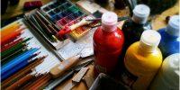 El dibujo y la pintura como parte de la cultura global
