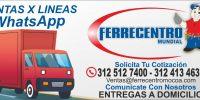 En Mocoa, Ferrecentro Mundial atenderá esta semana, solicite ya su cotización vía Whatsapp