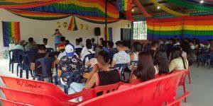 Justicia desde la perspectiva de los derechos reconocidos y vulnerados la población LGBTI