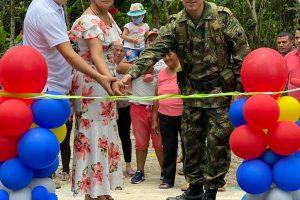 Ecopetrol, Ejército y Alcaldía de Valle del Guamuez tienden 'puentes para la paz'
