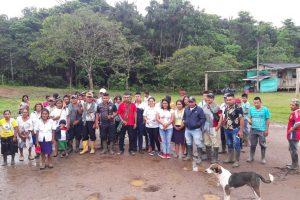 Comunidad indígena Day Drua Las Palmeras solicita restitución de 366 hectáreas en Valle del Guamuez