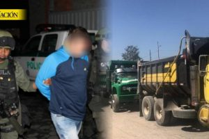 Condenado el 'terror' de los volqueteros