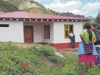 En dos años, 99 municipios tendrán vivienda rural nueva