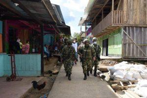 «En Putumayo estamos entre la ley de disidencias y el estigma del Ejército»
