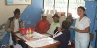 Que vuelvan las promotoras de salud rurales, hoy el campo las necesita